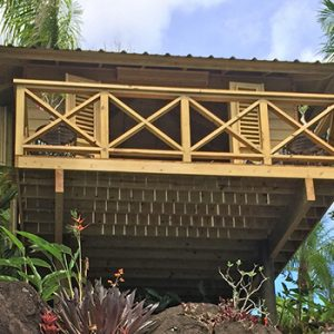 """El Mirador treehouse at PR Eco Resort"""